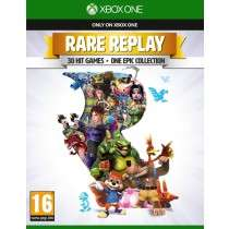 Rare Replay [Xbox One] zestaw 30 kultowych gier m.in. Viva Piniata, Conker, Banjo Kazooie, Perfect Dark i inne @ TheGameCollection