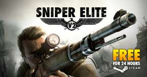 SNIPER ELITE v2 ZA DARMO @STEAM