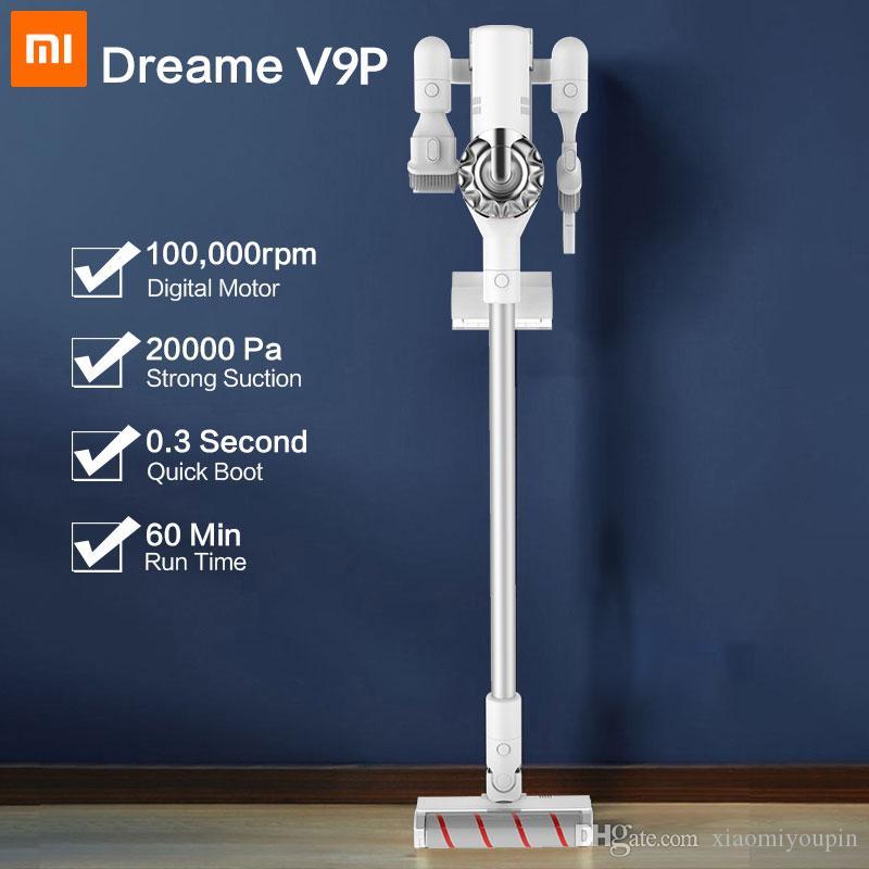 Odkurzacz Xiaomi Dreame V9P za 669,17zł z wysyłką z Hiszpanii @ DHgate