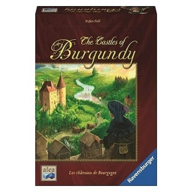 Gra planszowa Zamki Burgundii za 90,99 zł