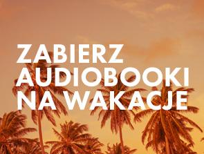 Audioteka: 20zł zniżki na audiobooka dla nowych klientów