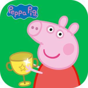 Świnka Peppa: Dzień sportu - za darmo (Android, iOS)