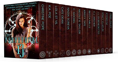 Ebook na Kindle: The Paranormal 13 - az 13 ebookow w j.angielskim - Amazon
