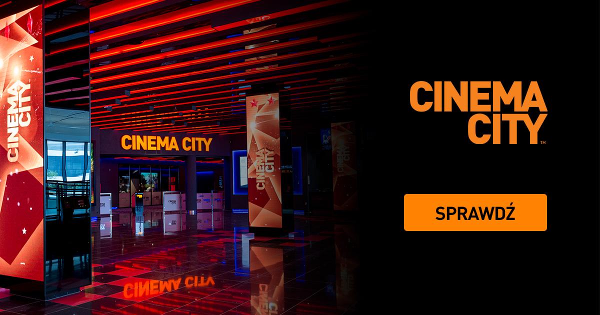 Bilety do kina na filmy 2D po 15 zł (17 zł w Warszawie)@Cinema City