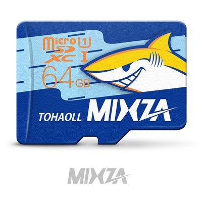 Karta MicroSD 64GB MIXZA za $12.26 - Gearbest.com (+ możliwe 5$ bonusu GA)