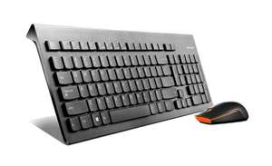 Lenovo 500 Wireless Combo Keyboard & Mouse @ X-Kom
