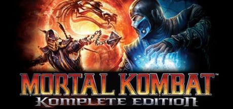 Mortal Kombat Komplete Edition @ Steam