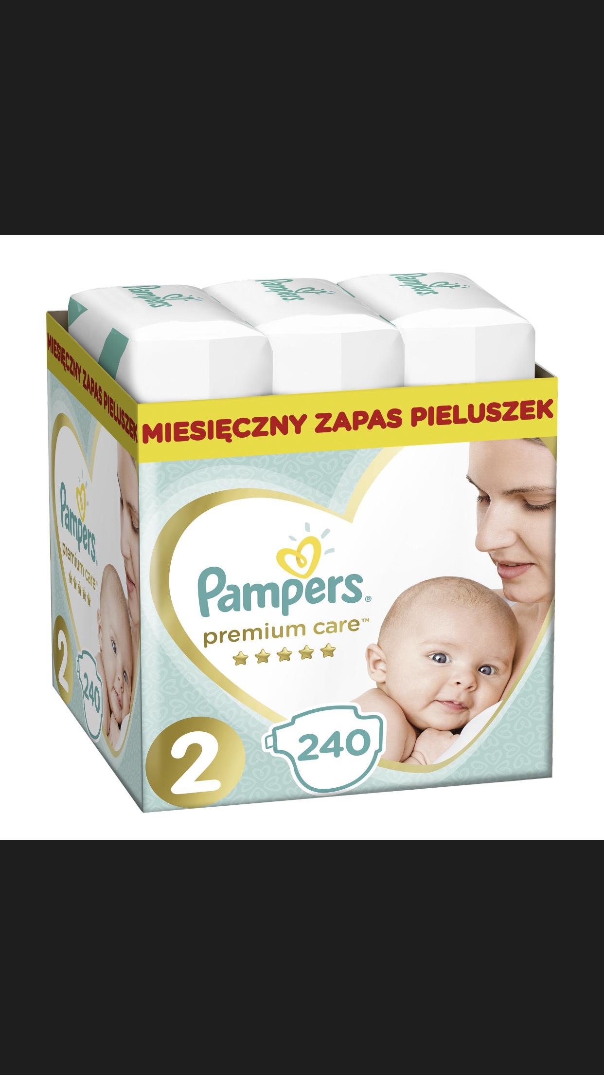 Pampers Premium Care 2 240szt.