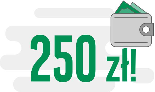 Łatwe 250zł za założenie darmowego konta w BNP PARIBAS. Ostatnie dni.
