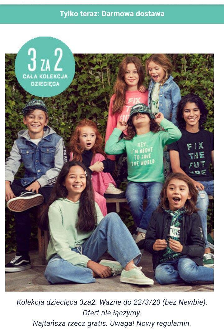 KappAhl promocja 3za2 + dostawa gratis