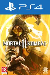 Mortal Kombat 11 PS4 (PS Store US)