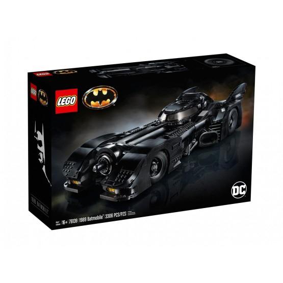 LEGO 76139 DC Super Heroes - 1989 Batmobile