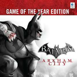 Gry od Warner Bros w promocji - Batman Arkham City Game of the Year Edition i inne @ Yuplay