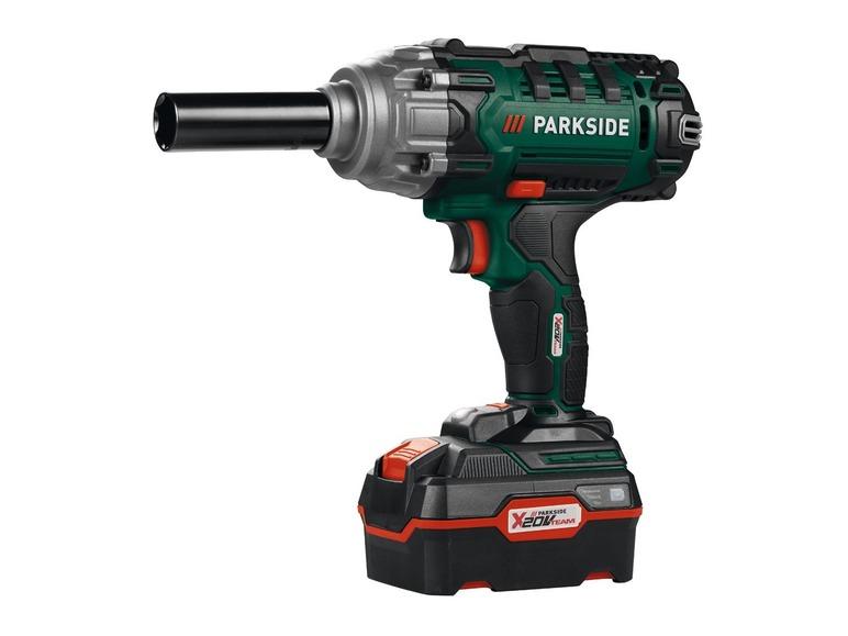 PARKSIDE® Akumulatorowy wkrętak udarowy PASSK 20-Li A1, 20V (4 Ah)