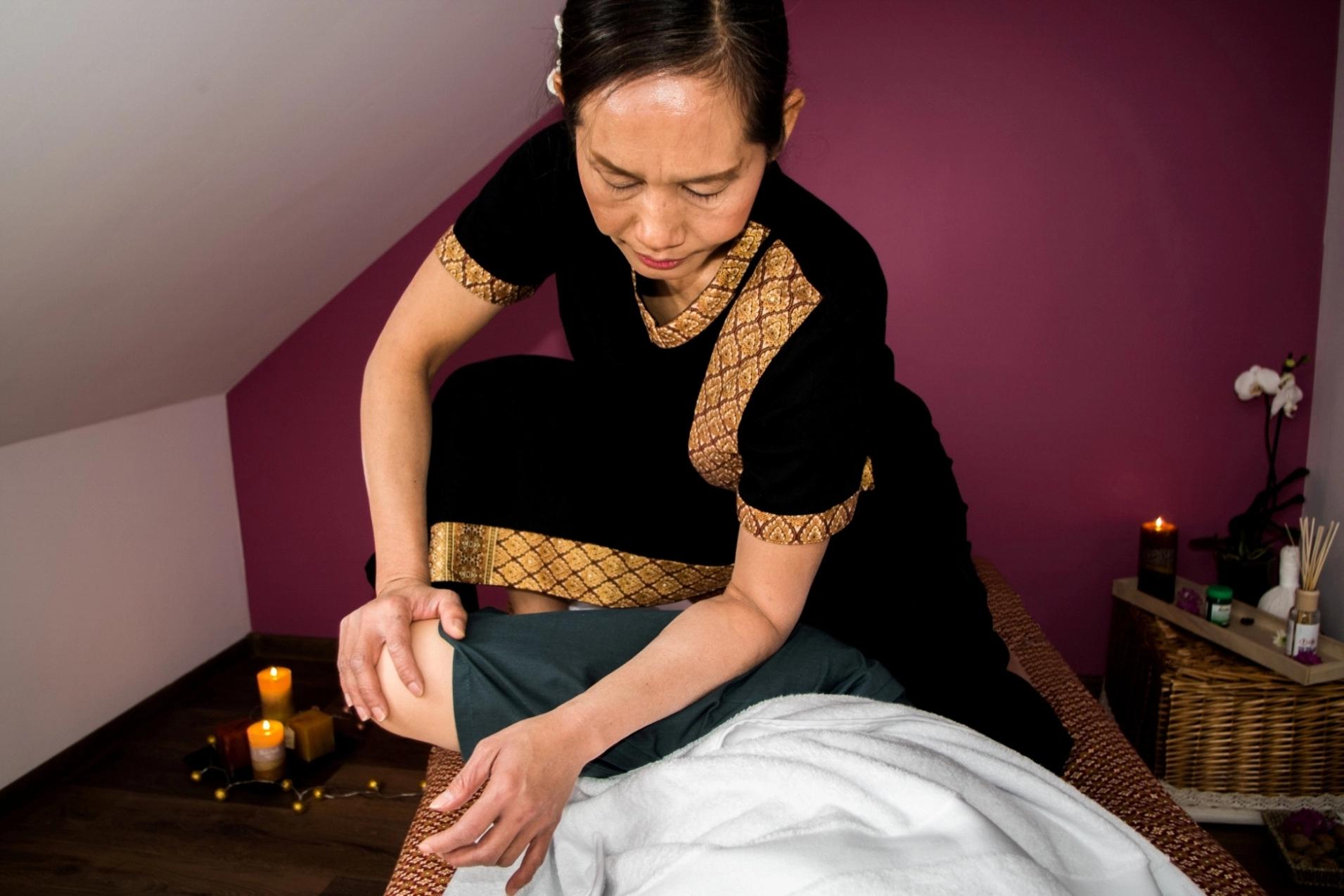 Masaż tajski i inne orientalne -30% na Dzień Mężczyzny - Satomi