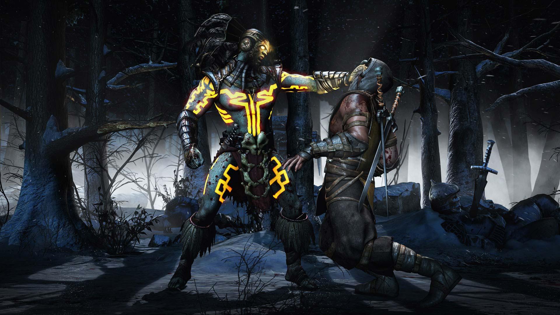 [Steam] Mortal Kombat XL 349 руб (bez VPN)