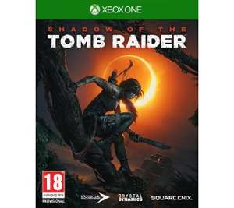 Shadow of The Tomb Raider Xbox One RTV Euro Agd