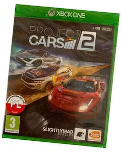 Project CARS 2 (XBOX ONE) PO POLSKU za 29zł
