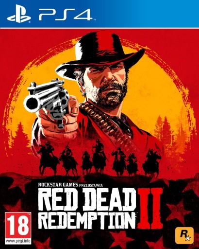 [Allegro] Red Dead Redemption 2 PL PS4