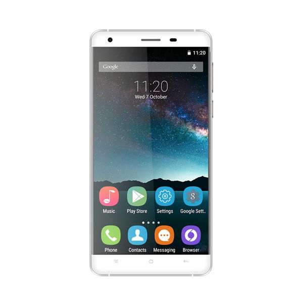 Oukitel K6000 - Smartfon z baterią 6000mAh
