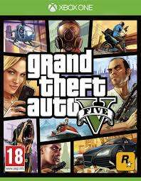 GTA V na Xbox One za 30$ @ Xbox Marketplace (USA)