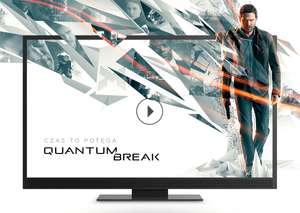 Microsoft XBOX One 500GB +Quantum Break +Alan Wake +3M Live Gold