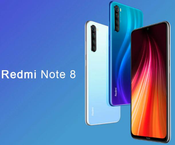 Xiaomi Redmi Note 8 4/128GB (możliwy VAT) @Dhgate