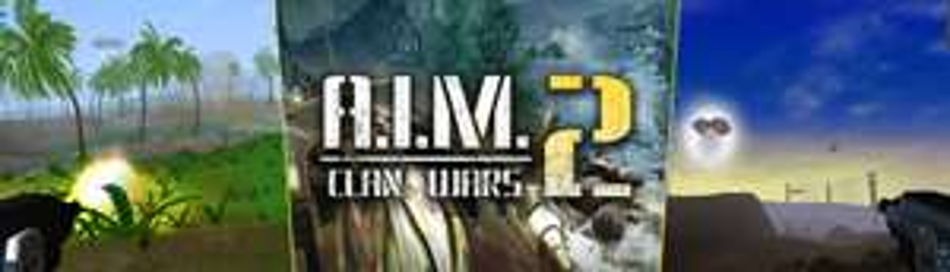 A.I.M.2 Clan Wars @Indie Gala