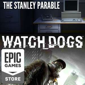 Watch Dogs i The Stanley Parable za darmo w Epic Games Store!