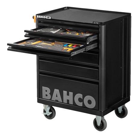 BAHCO - Wózek narzędziowy 267 części
