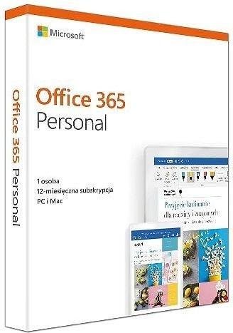 Microsoft Office 365 Personal PL 32/64-bit Subskrypcja 1 rok