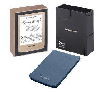 Pocketbook Touch Lux 4 (złoty) + etui
