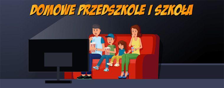 Multimedia Polska i Jambox: Kanały dla dzieci w otwartym oknie.