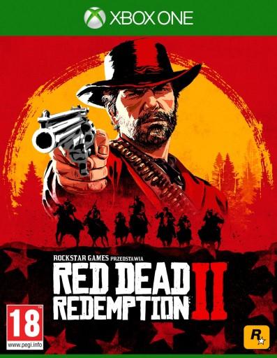 [Allegro] Red Dead Redemption 2 PL Xbox One