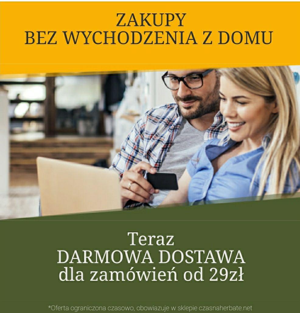 Czas na Herbatę - darmowa dostawa, MWZ 29 zł