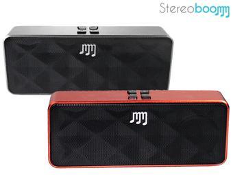Głośnik Stereoboomm 500 (do 10h pracy na baterii, Bluetooth) @ iBood