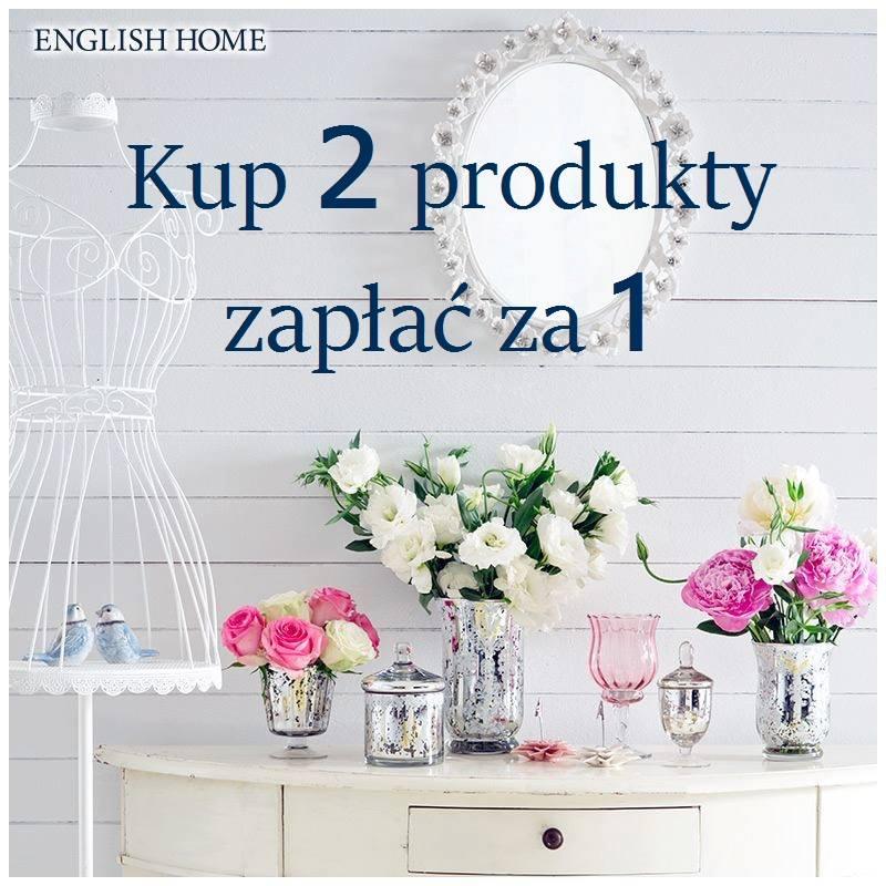 English Home 2 produkty w cenie 1 (tańszy produkt gratis, dotyczy produktów w cenie regularnej)