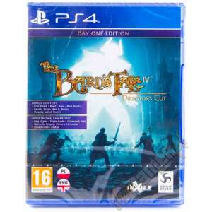 The Bard's Tale IV PL PS4