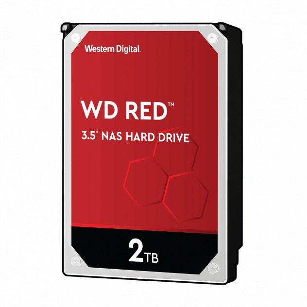 Dysk WD Red WD20EFAX 2TB sATA III 256MB