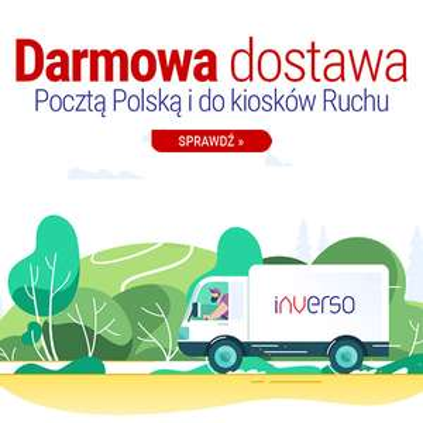 Darmowa dostawa przy zakupach od 39zł @ Inverso