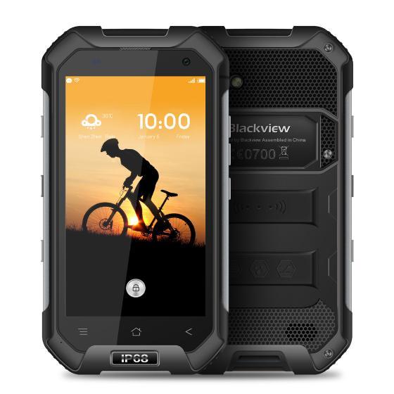 Przedsprzedaż Blackview BV6000s(MTK6735A Quad-core 1.3GHz,2GB RAM 16GB ROM, 4200mAh)