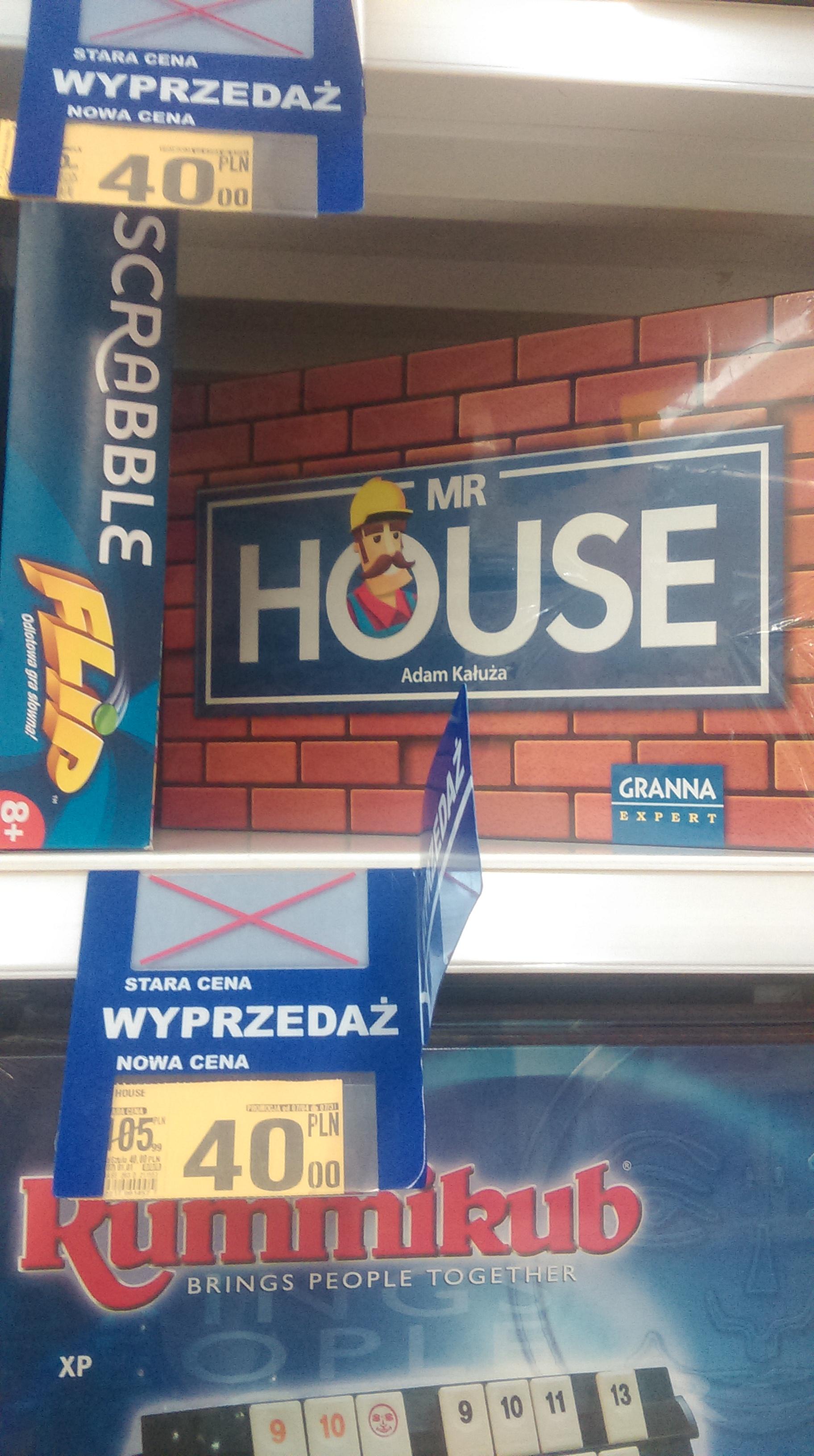 MR House @ Auchan