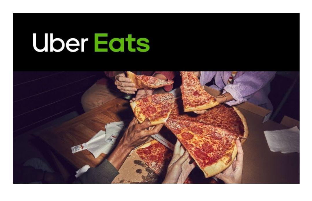 50% zniżki z Uber Eats!
