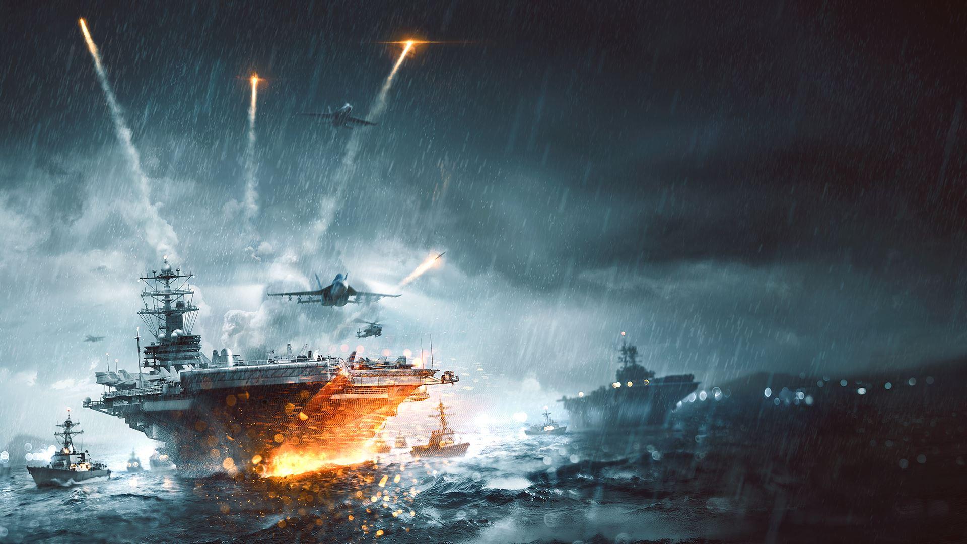 Battlefield 4 Naval Strike za darmo dla posiadaczy Gold