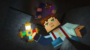 Minecraft: Story Mode 50% Taniej. Android