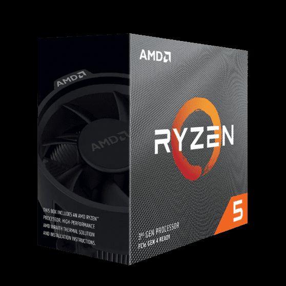 Amd Ryzen 3600 3.6GHz BOX