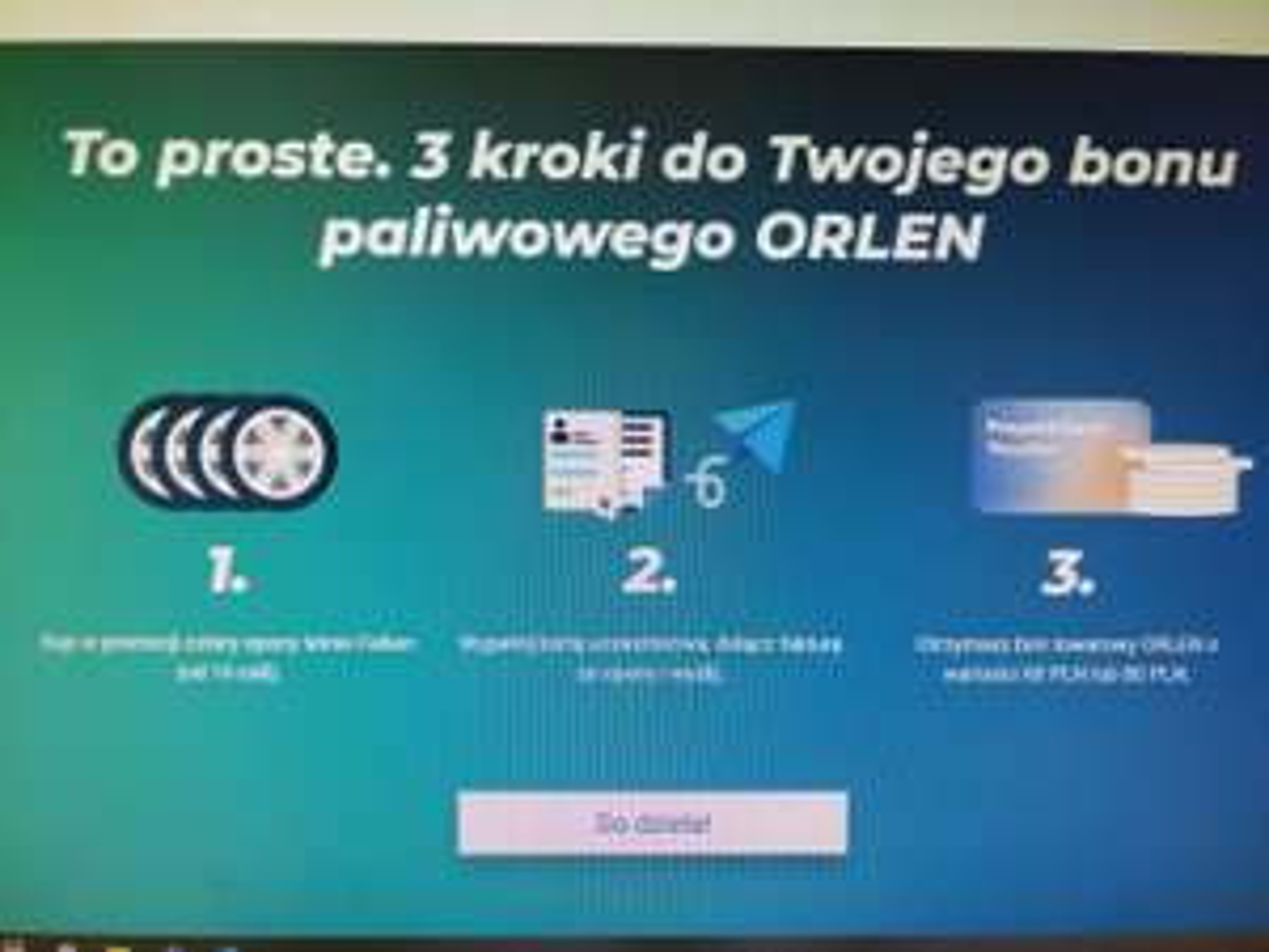Bon ORLEN / Bliska za zakup kompletu letnich opon Falken od 16 cali