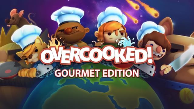 Overcooked: Gourmet Edition GOG.COM