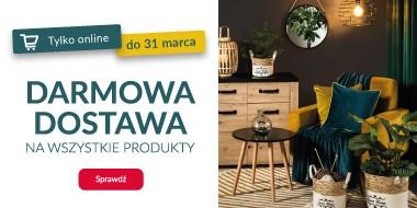 Darmowa dostawa w sklepie internetowym Agata Meble