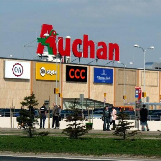 Auchan Lublin: ON 3,89 zł